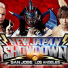 NEW  JAPAN SHOWDOWN 観戦記