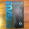 【レビュー】最新HERO 16Kセンサー搭載、ゲーミングマウスLogicool G703hを紹介!!