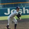 手元で突然落ちる変化球が武器 八戸学院光星山田 怜卓選手 高卒右投手