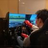 運転のクセが丸わかり(;´Д`)…それが上達への近道か?! ELEVレーシングドリームさんにてシミュレーター特訓!
