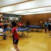 【卓球・大会まとめ】第2回 P4ミックスダブルスマッチin中野