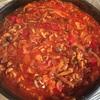 【料理】ルーも水もいらない!トマト缶で作るハヤシライス!