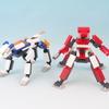プチブロック ロボットビルダーズ その3