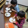 敬老の日には孫の手作り「養命酒と納豆オクラ入り健康ネバネバ餃子」でお祝い