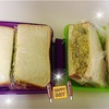 野菜たっぷりサンドイッチ