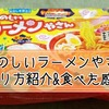 【レビュー】「たのしいラーメンやさん」というお菓子を作って食べてみた!!