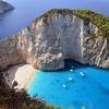 ギリシャのザギンドス島の「青の洞窟」と「青い海」を独り占め