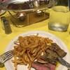 「最近おいしかったもの」南仏トゥールーズのステーキ