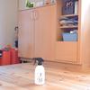秋の小掃除 靴箱をジェームズマーティンのスプレーで除菌消臭すっきり