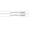 SpringMVC 複数のフォームオブジェクトにバインドする方法