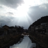 琴平のまちは、川のまわりの風情がすてき(香川県仲多度郡琴平町)