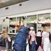 ドゥブロヴニク観光#1 メインバスステーション