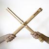 【制作】竹の楽器をつくる(4)蟲笛とぐし笛