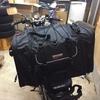 ST250Etypeに大容量シートバッグを取り付けました