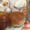パン食べ放題のモーニング