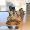 彫金教室とトノサマガエルとおじぎさん