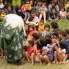 大自然の中で伸び伸び!(沖縄公演)