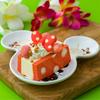 3月20日より発売 TDL バニラムースケーキ