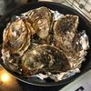 巨岩牡蠣を喰い