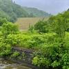 白木沢貯水池(北海道沼田)