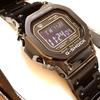 【レビュー】超カッコいい!メタルな質感のフルブラックG-SHOCK、「GMW-B5000GD-1JF」を購入してみた感想!