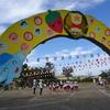 わが神久呂  元気いっぱいの神久呂幼稚園園内運動会