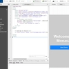 MonacaクラウドでHTML5のハイブリッドアプリ制作