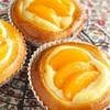 黄桃の菓子パン