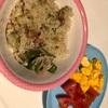 1歳6ヶ月幼児食日記