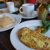 【2017子連れバリ島(9)】「グランドハイアット バリ」のクラブラウンジの朝食とサービス、ガーデン散策
