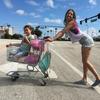 マジカルで鮮やかな色した景色の中で走りぬける子供たち『フロリダ・プロジェクト』