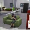初めてのシムズ、バグるトロフィー[The Sims 4]