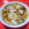 源来軒@喜多方 ワンタン麺