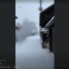 2月7日(金)旧暦では1月14日だ、大雪が降っても不思議で無い
