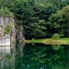 あずさ湖(長野県川上)