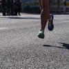 ジョギングと、マラソン大会と。