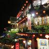 2019年10月の台湾旅行(トマト牛肉麺と九份の夜景)
