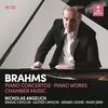 ブラームス:ピアノ協奏曲第1番 / ニコラ・アンゲリッシュ, ヤルヴィ(パーヴォ), フランクフルト放送交響楽団 (2007 FLAC)