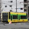 鹿児島市電7500形 7504号車