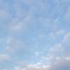 むら雲の朝の茜や季三月