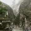 【台湾 太魯閣渓谷&花蓮】 雲に浮かび上がる圧倒的峡谷美!@5月