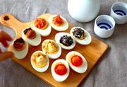 卵に乗せるだけで激ウマ!簡単おつまみを究極に美味しい卵で自作したら最高に酒が進む絶品つまみになった