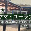 【★★★★】ヨコヤマ・ユーランド緑【和風洋風のコンセプトで倍以上に堪能できる高品質なバランス型】
