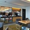 ヒルトン福岡シーホーク・33階エグゼクティブラウンジのカクテルタイムや34階オーシャンラウンジでの朝食