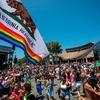 アメリカ・カリフォルニア州はLGBTQを支持します
