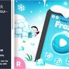 Frozen GUI Pack 綺麗なGUIアニメのお手本アセットがまたまた登場!今度は「雪」 のテスクチャ素材集