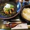 まるまる一玉!玉ねぎつけ麺が有名!!@いづも菴 淡路島
