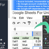 Google Sheets For Unity Googleスプレッドシートのデータを作業中、ゲーム実行中に受信&保存するスクリプト