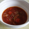 25冊目『終電ごはん』、『今夜も終電ごはん』から最終回はハーブ風味のトマトスープ