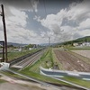 グーグルマップで鉄道撮影スポットを探してみた 中央本線 茅野駅~上諏訪駅
